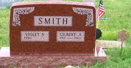 TREMBLY SMITH, VIOLET V. - Dundy County, Nebraska | VIOLET V. TREMBLY SMITH - Nebraska Gravestone Photos