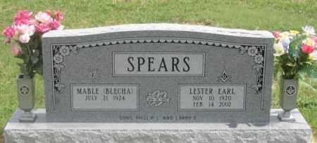 SPEARS, MABLE - Dundy County, Nebraska   MABLE SPEARS - Nebraska Gravestone Photos