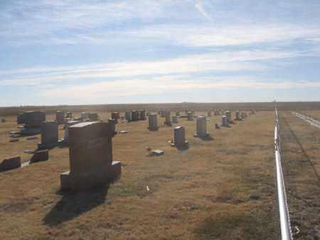 *ST. PAUL CEMETERY, VIEW - Dundy County, Nebraska | VIEW *ST. PAUL CEMETERY - Nebraska Gravestone Photos
