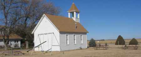 *ST. PAUL CHURCH, LITTLE ONE - Dundy County, Nebraska | LITTLE ONE *ST. PAUL CHURCH - Nebraska Gravestone Photos