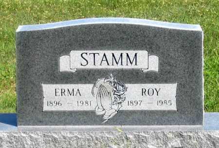 STAMM, ERMA MAY - Dundy County, Nebraska | ERMA MAY STAMM - Nebraska Gravestone Photos