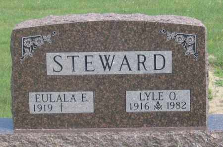 STEWARD, LYLE O. - Dundy County, Nebraska | LYLE O. STEWARD - Nebraska Gravestone Photos