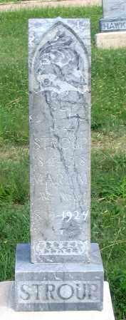 STROUP, MARY MATILDA - Dundy County, Nebraska | MARY MATILDA STROUP - Nebraska Gravestone Photos