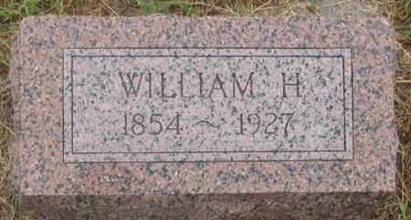 SULLIVAN, WILLIAM HENRY - Dundy County, Nebraska | WILLIAM HENRY SULLIVAN - Nebraska Gravestone Photos