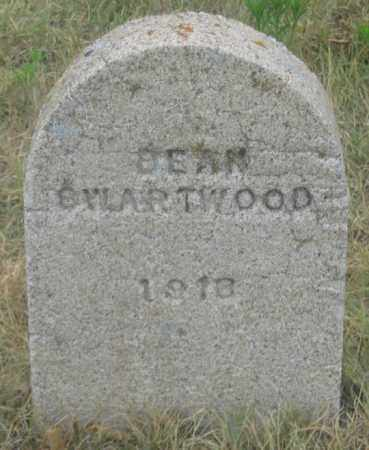 SWARTWOOD, SEAN (JACOB ?) - Dundy County, Nebraska | SEAN (JACOB ?) SWARTWOOD - Nebraska Gravestone Photos