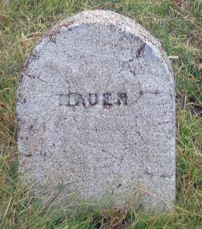 TLAUER?, UNK - Dundy County, Nebraska | UNK TLAUER? - Nebraska Gravestone Photos