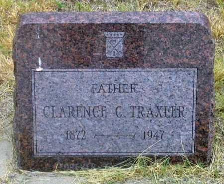 TRAXLER, CLARENCE C. - Dundy County, Nebraska | CLARENCE C. TRAXLER - Nebraska Gravestone Photos