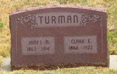 TURMAN, JAMES MORRIS - Dundy County, Nebraska   JAMES MORRIS TURMAN - Nebraska Gravestone Photos
