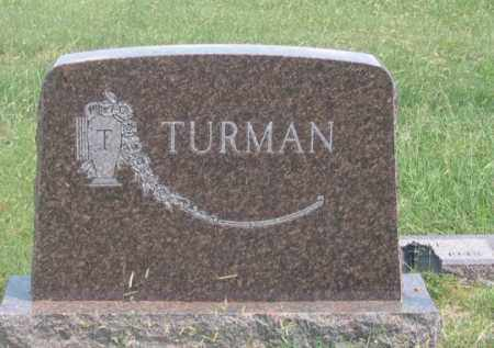 TURMAN, LYLE FAMILY GRAVE SITE - Dundy County, Nebraska | LYLE FAMILY GRAVE SITE TURMAN - Nebraska Gravestone Photos