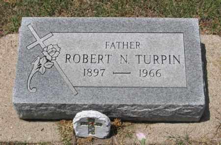 TURPIN, ROBERT N. - Dundy County, Nebraska | ROBERT N. TURPIN - Nebraska Gravestone Photos