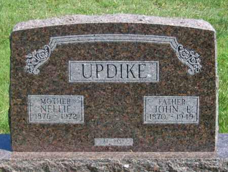 UPDIKE, NELLIE C. - Dundy County, Nebraska   NELLIE C. UPDIKE - Nebraska Gravestone Photos