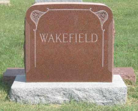 WAKEFIELD, JASPER FAMILY GRAVE SITE - Dundy County, Nebraska | JASPER FAMILY GRAVE SITE WAKEFIELD - Nebraska Gravestone Photos