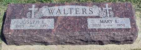 FARLEY WALTERS, MARY E. - Dundy County, Nebraska | MARY E. FARLEY WALTERS - Nebraska Gravestone Photos