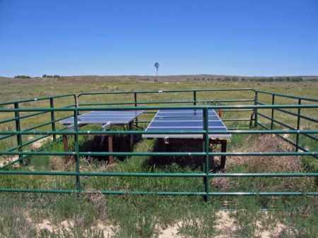 WELL, SOLAR-POWERED - Dundy County, Nebraska | SOLAR-POWERED WELL - Nebraska Gravestone Photos