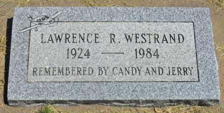 WESTRAND, LAWRENCE R. - Dundy County, Nebraska | LAWRENCE R. WESTRAND - Nebraska Gravestone Photos