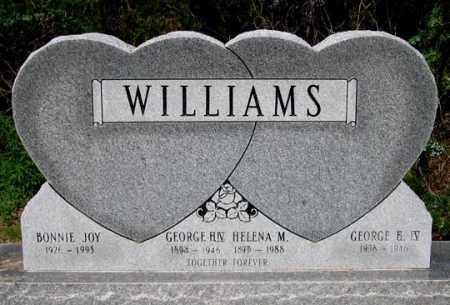 JOHANNSON WILLIAMS, HELENA - Dundy County, Nebraska | HELENA JOHANNSON WILLIAMS - Nebraska Gravestone Photos