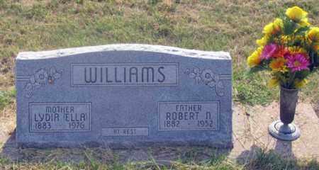 "LITTLE WILLIAMS, LYDIA ""ELLA"" - Dundy County, Nebraska | LYDIA ""ELLA"" LITTLE WILLIAMS - Nebraska Gravestone Photos"