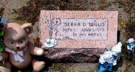 WILLIS, DEBRA D. - Dundy County, Nebraska | DEBRA D. WILLIS - Nebraska Gravestone Photos