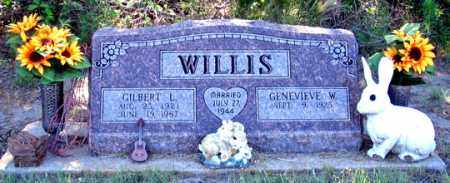 WILLIS, GILBERT L. - Dundy County, Nebraska | GILBERT L. WILLIS - Nebraska Gravestone Photos