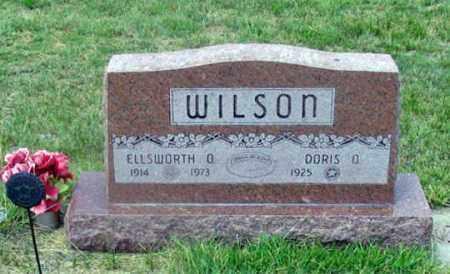 WILSON, DORIS O. - Dundy County, Nebraska   DORIS O. WILSON - Nebraska Gravestone Photos