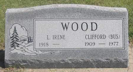 "WOOD, CLIFFORD O. ""BUS"" - Dundy County, Nebraska 