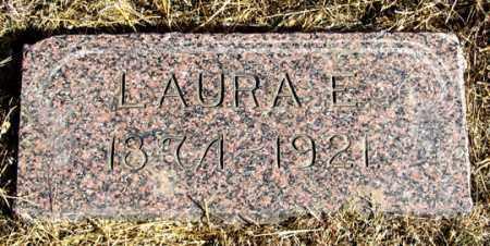 EDWARDS WOOD, LAURA E. - Dundy County, Nebraska | LAURA E. EDWARDS WOOD - Nebraska Gravestone Photos