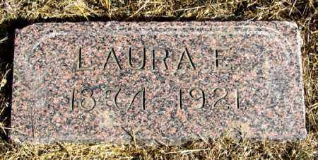 EDWARDS WOOD, LAURA E. - Dundy County, Nebraska | LAURA E. EDWARDS WOOD - Nebraska Gravestone Photos
