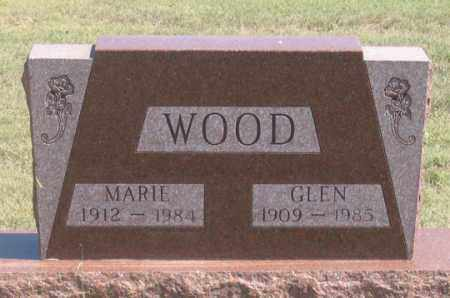 DEYLE WOOD, MARIE A. - Dundy County, Nebraska | MARIE A. DEYLE WOOD - Nebraska Gravestone Photos
