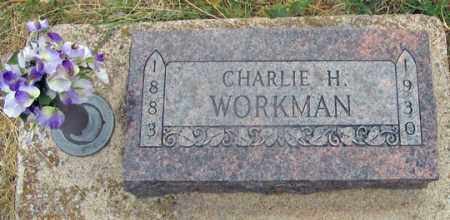 "WORKMAN, CHARLES HENRY ""CHARLIE"" - Dundy County, Nebraska 
