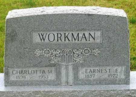 LARASEN/BUEHLER WORKMAN, CHARLOTTA M. - Dundy County, Nebraska   CHARLOTTA M. LARASEN/BUEHLER WORKMAN - Nebraska Gravestone Photos