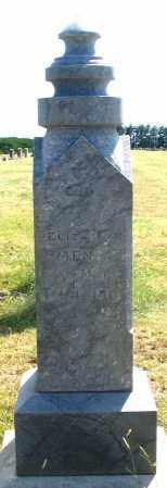 YOST, ELIZABETH - Dundy County, Nebraska   ELIZABETH YOST - Nebraska Gravestone Photos