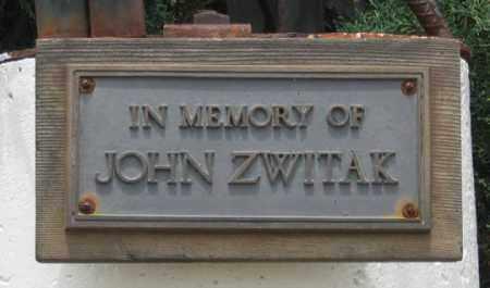 ZWITAK, JOHN - Dundy County, Nebraska | JOHN ZWITAK - Nebraska Gravestone Photos
