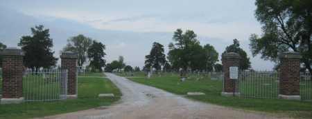 *FAIRMONT CEMETERY, GATE - Fillmore County, Nebraska | GATE *FAIRMONT CEMETERY - Nebraska Gravestone Photos