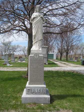FUJAN, MARIE - Fillmore County, Nebraska | MARIE FUJAN - Nebraska Gravestone Photos