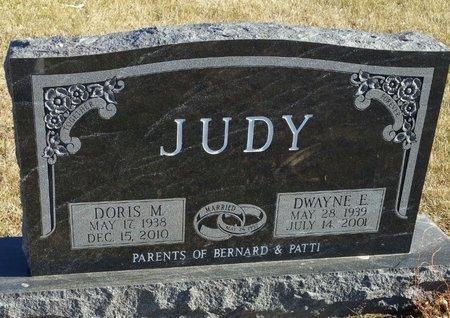 ALBRO JUDY, DORIS M - Fillmore County, Nebraska   DORIS M ALBRO JUDY - Nebraska Gravestone Photos