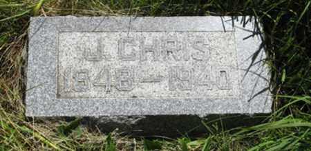 OSTERGAARD, J. CHRIS - Franklin County, Nebraska   J. CHRIS OSTERGAARD - Nebraska Gravestone Photos