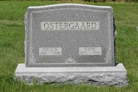 OSTERGAARD, NIELS N. - Franklin County, Nebraska | NIELS N. OSTERGAARD - Nebraska Gravestone Photos