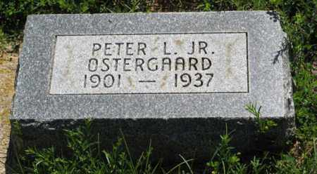 OSTERGAARD, PETER L. JR. - Franklin County, Nebraska | PETER L. JR. OSTERGAARD - Nebraska Gravestone Photos