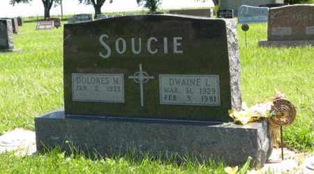 SOUCIE, DOLORES M. - Franklin County, Nebraska | DOLORES M. SOUCIE - Nebraska Gravestone Photos
