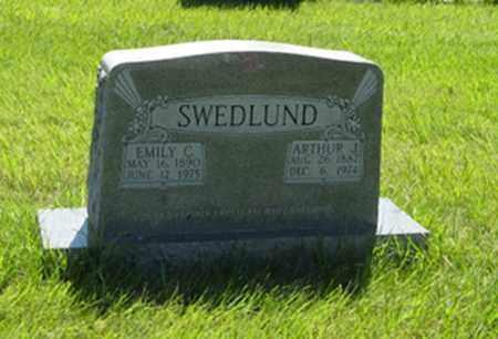SWEDLUND, EMILY C. - Franklin County, Nebraska | EMILY C. SWEDLUND - Nebraska Gravestone Photos