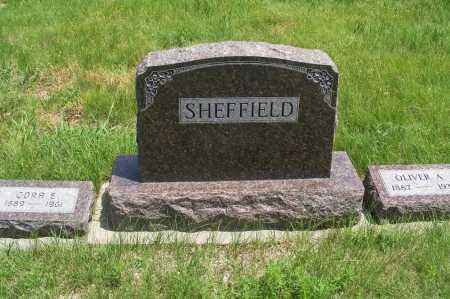 SHEFFIELD, FAMILY - Frontier County, Nebraska | FAMILY SHEFFIELD - Nebraska Gravestone Photos