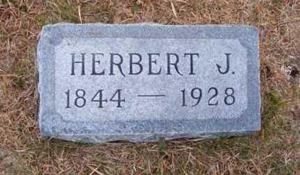 ALEXANDER, HERBERT J. - Frontier County, Nebraska | HERBERT J. ALEXANDER - Nebraska Gravestone Photos