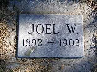 AWTRY, JOEL W. - Frontier County, Nebraska | JOEL W. AWTRY - Nebraska Gravestone Photos