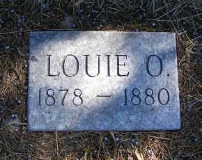 AWTRY, LOUIE O. - Frontier County, Nebraska | LOUIE O. AWTRY - Nebraska Gravestone Photos