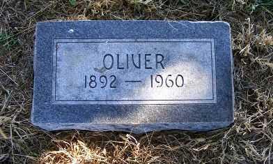 AWTRY, OLIVER - Frontier County, Nebraska | OLIVER AWTRY - Nebraska Gravestone Photos