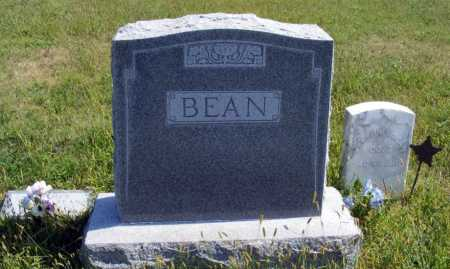 BEAN, FAMILY - Frontier County, Nebraska | FAMILY BEAN - Nebraska Gravestone Photos