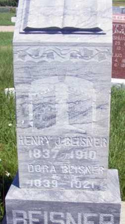 PETERS BEISNER, DORA - Frontier County, Nebraska | DORA PETERS BEISNER - Nebraska Gravestone Photos