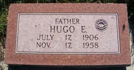 BLOMQUIST, HUGO E. - Frontier County, Nebraska | HUGO E. BLOMQUIST - Nebraska Gravestone Photos
