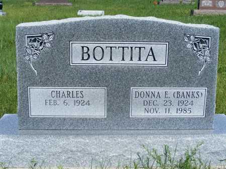 BOTTITA, CHARLES - Frontier County, Nebraska | CHARLES BOTTITA - Nebraska Gravestone Photos