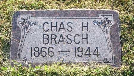 BRASCH, CHAS. H. - Frontier County, Nebraska   CHAS. H. BRASCH - Nebraska Gravestone Photos
